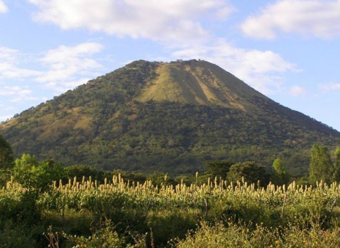 Volcan Baru, 11,401 feet, highest point in Panama (photo from TripAdvisor)