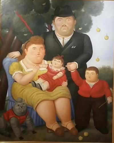 Botero family