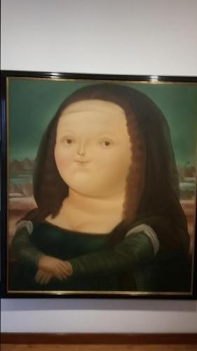 Botero woman