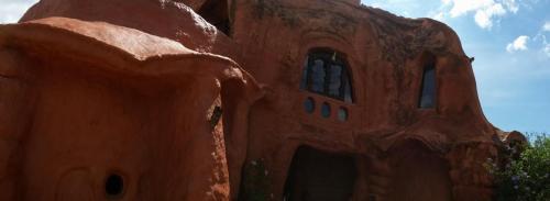 Exterior view Terracotta House