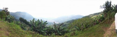 View on horseback