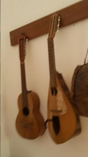 Guitar type instruments