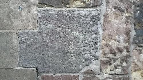 Non-rectangle building block
