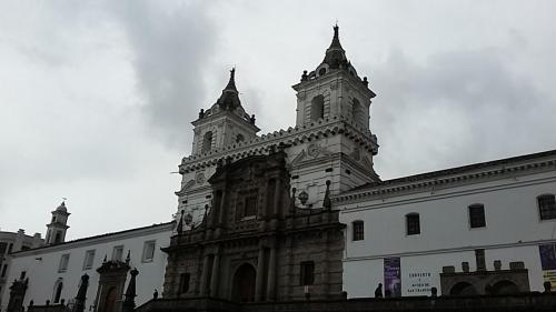 Carmen Alto Convent, established 1653