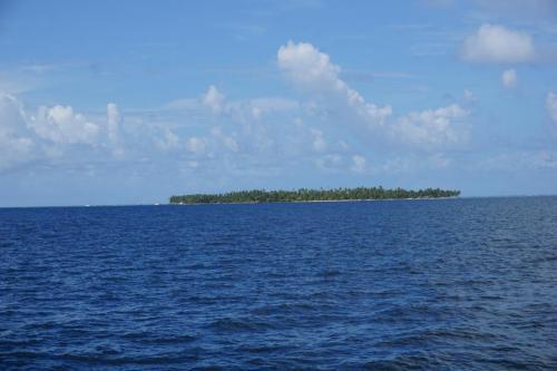 One of the San Blas islands.