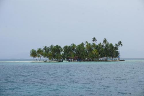One of the islands