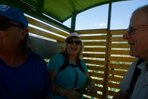 Our friends Lesia and Jim from Vista Grande in Boquete