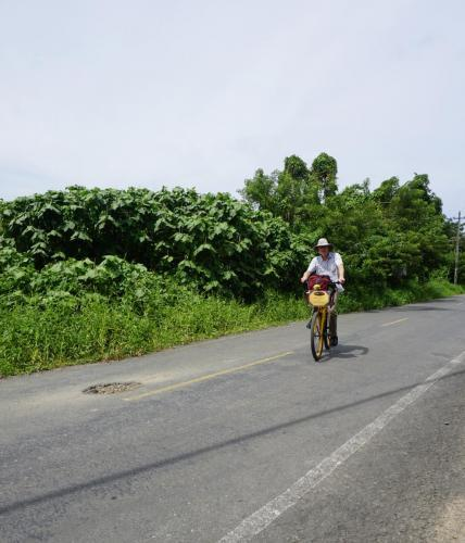 Dan on Bike