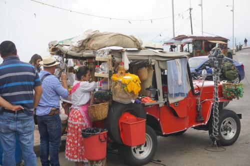 Street Vendors in Chipre