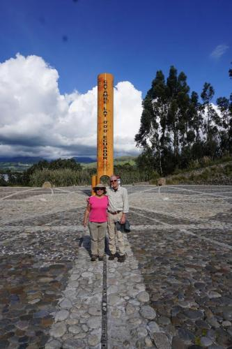 Dan and Lindie at Quitsato