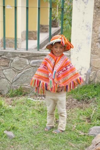 Indigenous  boy