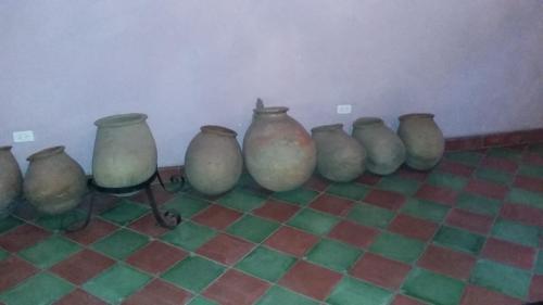 Burial pots