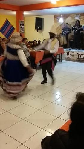 Local dance
