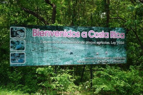 Back in Costa Rica