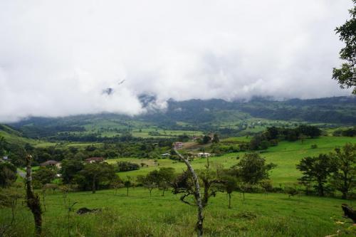 Volcan area