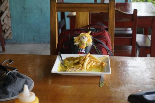 Mmmm, yummy lunch