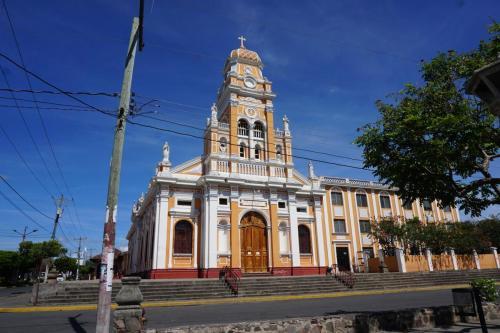 Granada City Tour Old Church