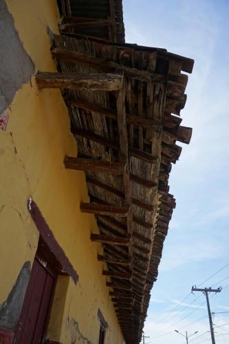 Granada City Tour Old Roof