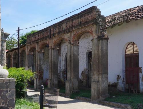 Granada City Tour Remaining Original Structure from 1500s