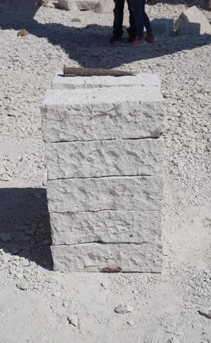 Carved building stones