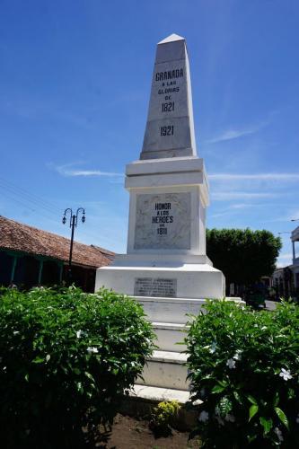 Nicaraguan Liberation Memorial Granada